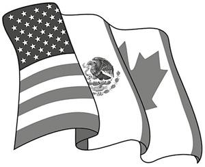 Hogyan Trade A zászló vagy a zászlók mintája Olymp Trade.